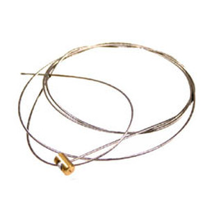 "05-905 - 49"" 3/64"" Inner Control Cable with Ball End & Ferrule"