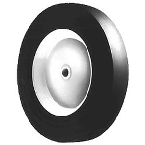 "6-2980 - 8"" X 1.75"" Lawn-Boy 682974, 678637 Steel Wheel with 1/2"" ID Oilite Bushing"