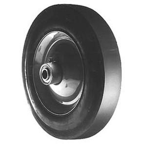 "6-2976 - 8"" X 1.75"" Lawn-Boy 681980 and 678406 Heavy Duty Steel Wheel with 1/2"" ID Ball Bearing"