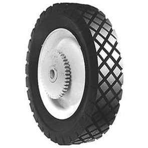 "6-2984 - 8"" X 1.75"" Toro/Wheel Horse 38-2930 Self-Prop. Wheel with 1/2"" ID Ball Bearing"