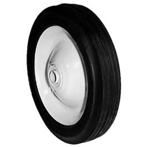"6-3459 - 6"" X 1.50"" Echo 30241052630 Steel Wheel (Centered Hub)"