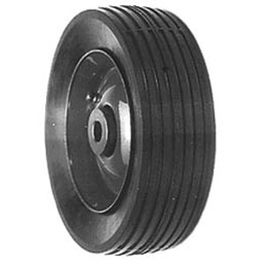 "6-5873 - 6"" X 1.75"" Wheel Horse 110506 and Toro 5305 Deck Wheel with 1/2"" ID Grafoil Bushing"