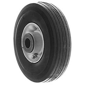 """6-5915 - 6"""" X 2.00"""" Gravely 11386 Deck Wheel with 3/4"""" ID Bushing"""