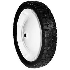 """6-6709 - 9"""" X 2.00"""" Snapper 19201, 19198 Steel Wheel (""""S"""" tread)"""