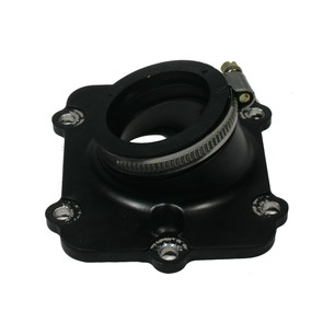 Polaris Carb Flange. Fits some 06-09 600 Snowmobiles.