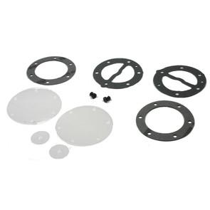 07-450 -(451453)  Mikuni Round Fuel Pump Repair Kit. All DF-52 dual & triple outlet pumps.