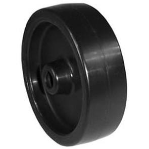 "7-6913 - 4"" X 1.25""  John Deere M81716 Deck Wheel, 1/2"" Center Hole Bushing"