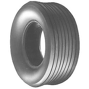8-10430 - 13x6.50x6, 4 ply tubeless Rib Tread tire.
