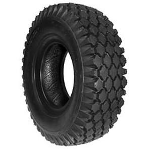 8-5916 - 410 X 350 X 4 Stud Tire 2 Ply Tubeless