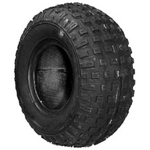 8-6594 - 145 X 70 X 6 2-Ply Tubeless Knobby Tire