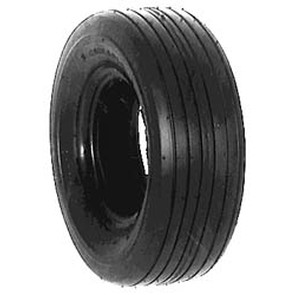 8-7022 - 13 X 500 X 6; 2 Ply Tubeless Rib Tread Tire