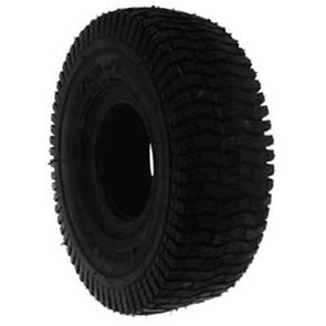 8-7328-H2 - 410X350X4 Turf Tread 2 Ply Tubeless, SN 10820