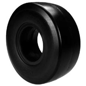 "8-8264 - 9X350X4 ""Solid"" Polyurephane Tire"