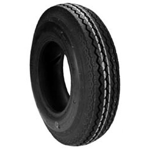 8-841 - 530 X 12 Sawtooth Trailer Tire 4 Ply Tubeless