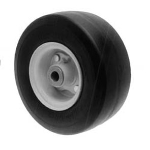 8-8581 - 9X350X4 Caster Wheel Assembly For Bobcat