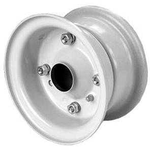 "8-8983 - Univ. 4"" 2-Piece Wheel"