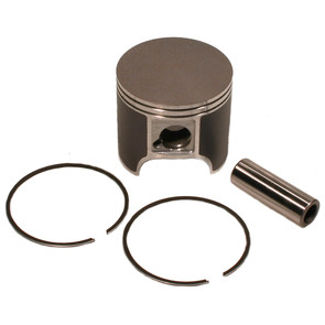 09-8061-2 - OEM Style Piston Assembly, 71-72 Suzuki 360 Engine. 020 oversized.