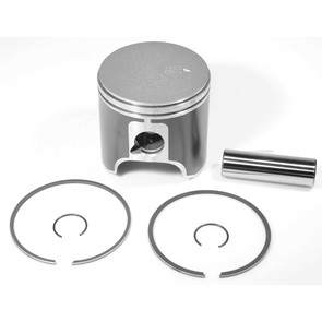 09-147 - OEM Style Piston Assembly, 98-99 670HO Ski-Doo engines
