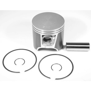 09-167 - OEM Style Piston Assembly, 05-07 995cc twin Ski-Doo engines. Std size