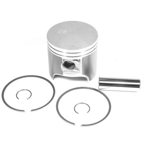 09-245 - OEM Style Piston Assembly, many 07-newer 600 HO twin Polaris.