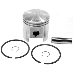 09-662-2 - OEM Style Piston assembly. .JLO/Cuyuna 440cc twin. 020 oversize
