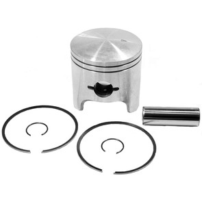 09-681 - OEM Style Piston assembly. Arctic Cat 580cc twin. Std size