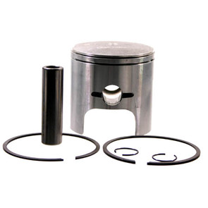 09-689-2-W1 - OEM Style Piston assembly. John Deere 440cc twin Kawasaki engine. .020 oversized.