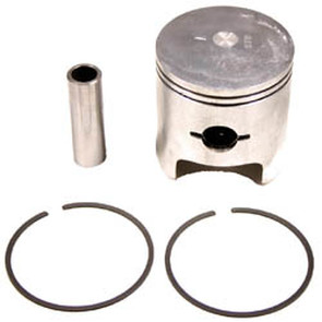 """09-693-4 - OEM Style Piston assembly. Arctic Cat 250cc single and 500cc twin. .040"""" oversize"""