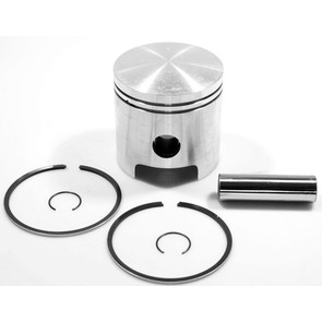 09-700-4 - OEM Style Piston Assembly,  71-95 Polaris 244cc single & 488cc twin. .040 oversized