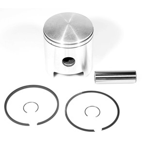 09-701 - OEM Style Piston assembly, 72-76 Polaris 340 twin and 500 triple. Std size.