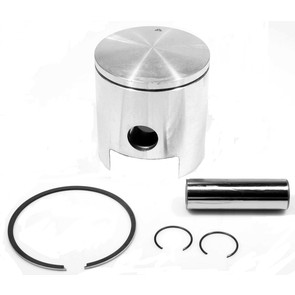 "09-704-1 - OEM Style Piston Assembly,  73-86 Polaris 432 twins .010"" oversized."