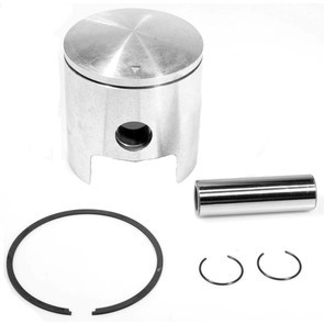 09-706 - OEM Style Piston assembly. Older 333, 336 and 500 Polaris. See notes. Standard Size.