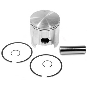 09-713-4 - OEM Style Piston assembly for Polaris 648cc triple. .040 oversize