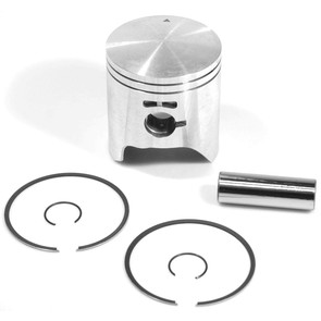 09-718 - OEM Style Piston assembly for 96-98 Polaris 679 triple.