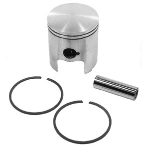 09-740 - 71-96 Ski-Doo Elan Single Cylinder Piston Assembly