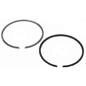 R09-761-2 - OEM Style Piston Rings for 78-95 Ski-Doo 437 & 463 twin. .020 oversize.