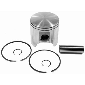 09-773 - OEM Style Piston assembly for 93-99 Ski-Doo 669cc twin. Std size.