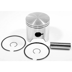 09-780 - OEM Style Piston assembly for 93-00 Ski-Doo 499 twin and 779 triple. Std size.