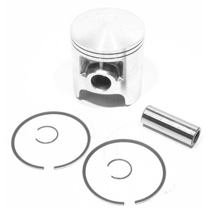 09-807-2 - OEM Style Piston Assembly, 80-85 Yamaha SS440. Twin Cylinder. .020 oversized.