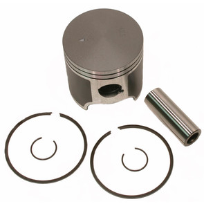 09-831 - OEM Style Piston Assembly. 98 and newer Yamaha 700cc triple
