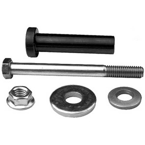 10-10007 - Anti-Scalp Roller Kit Hardware for Exmark