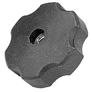 "10-10357 - Flanged Clamping Knob 5/16""-18 Female"