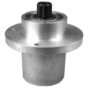 10-11452 - Spindle Assembly for Excel/Hustler Fast Trak, Mini-Z & Super Mini-Z