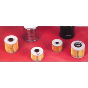 5703-0219 - Black Spin-On Oil Filter for Honda & Kawasaki Motorcycles.