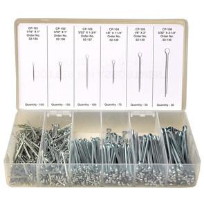 1-11 - Cotter Pin Assortment