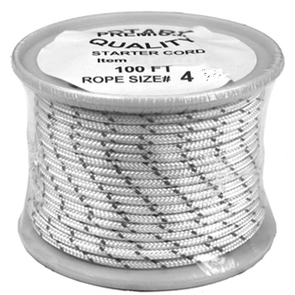 25-11738 -  Economy Starter Cord No. 4 x 100' Roll