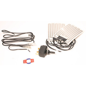 12-170 - Snowmobile & ATV Handlebar Heater (wrap around style)