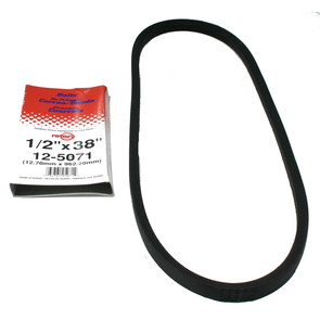 "12-5071-H2 - Replaces Gilson Snowblower Belts 14790 & 37230. 1/2"" x 38"""
