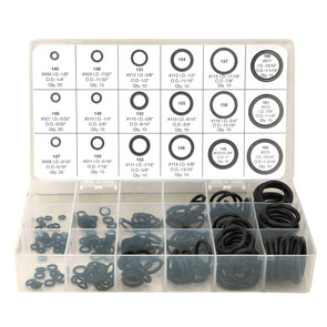1-12 - Neoprene O-Ring Assortment