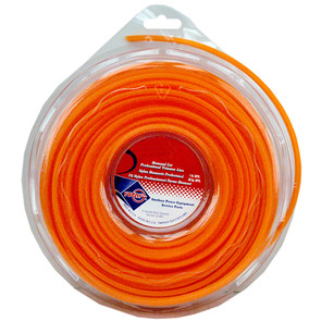 27-12141-Orange Diamond Cut Professional Trimmer Line